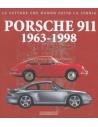 PORSCHE 911 - 1963-1998 - LE VETTURE CHE HANNO FATTO LA STORIA - MAURO BORELLA - BOOK