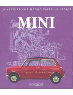 MINI - LE VETTURE CHE HANNO FATTO LA STORIA - MARCO BATAZZI - BOOK