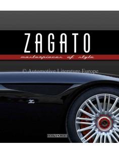 ZAGATO - MASTERPIECES OF STYLE - LUCIANO GREGGIO E ALVISE MARCO SENO - BOEK