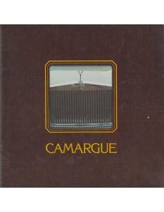1975 ROLLS ROYCE CARMARGUE BROCHURE
