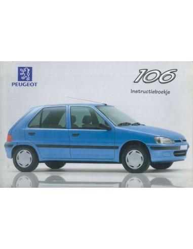 peugeot 106 owners manual