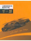 2017 LAMBORGHINI MAGAZINE 20 LAMBORGHINI DESIGN DNA ENGLISH
