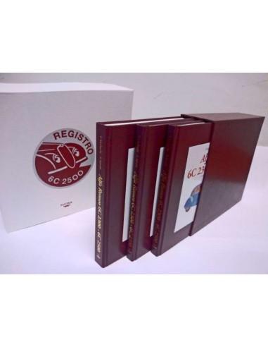 ALFA ROMEO 6C 2300 - 6C 2500 (ITALIAN/ENGLISH EDITION) -  BOOK
