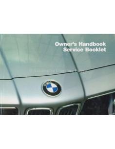 1985 BMW 6ER BETRIEBSANLEITUNG ENGLISCH