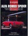 DE ORIGINELE ALFA ROMEO SPIDER RESTAURATIEGIDS - CHRIS REES BOOK