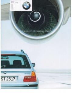 2001 BMW 3ER TOURING PROSPEKT NIEDERLÄNDISCH