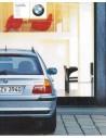 2002 BMW 3 SERIES SALOON BROCHURE ENGLISH