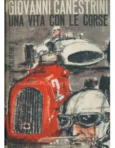 GIOVANNI CANESTRINI - UNA VITA CON LE CORSE - EDIZIONI CALDERINI BOOK