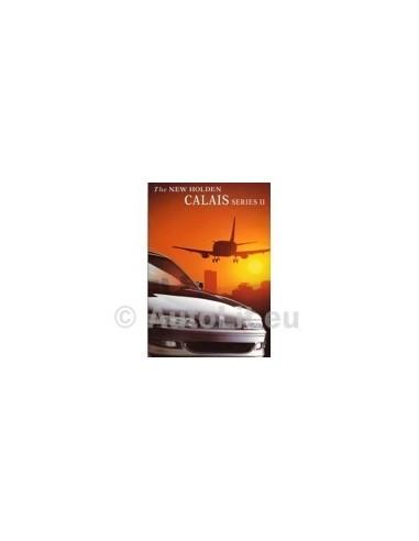 1996 HOLDEN CALAIS SERIES II BROCHURE AUSTRALISCH