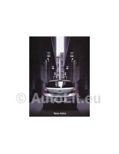 2004 HOLDEN ASTRA BROCHURE AUSTRALISCH
