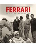 FERRARI GLI ANNI D'ORO - THE GOLDEN YEARS - LEONARDO ACERBI BOOK - 70TH ANNIVERSARY