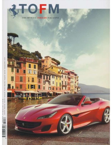 2017 THE OFFICIAL FERRARI MAGAZINE 36 ENGLISH