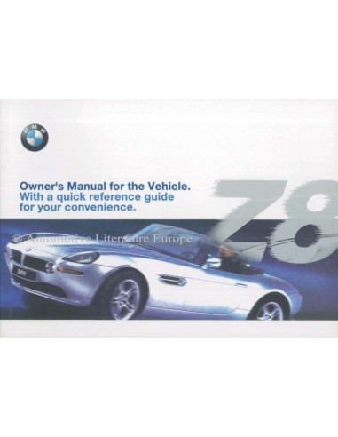 2000 bmw z8 owners manual english us rh autolit eu bmwusa owners manuals html bmwusa owners manuals html