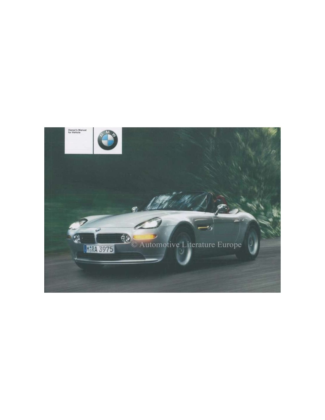 2003 bmw z8 owners manual english us rh autolit eu bmwusa owners manuals for 2006 325i 3 series bmwusa owners manuals html
