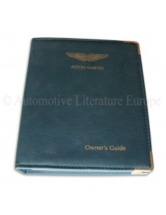 1999 ASTON MARTIN DB7 VANTAGE OWNERS MANUAL GERMAN