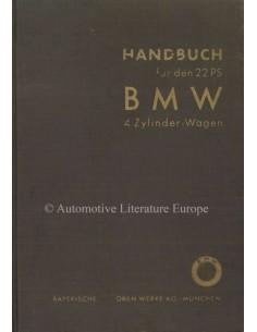 1935 BMW 309 INSTRUCTIEBOEKJE DUITS