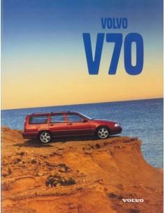 1998 VOLVO V70 PROSPEKT DEUTSCH