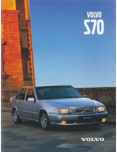 1999 VOLVO S70 BROCHURE SPANISH