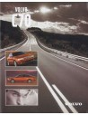1997 VOLVO C70 COUPE BROCHURE DUTCH