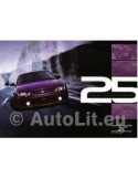 2003 HOLDEN 25 YEARS OF COMMODORE BROCHURE AUSTRALISCH