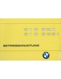 1978 BMW 3ER BETRIEBSANLEITUNG DEUTSCH