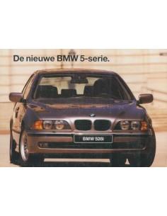 1995 BMW 5ER PROSPEKT NIEDERLÄNDISCH