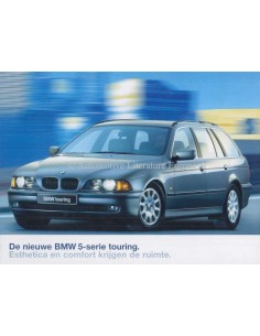 1997 BMW 5 SERIES TOURING BROCHURE DUTCH