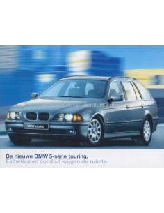 1997 BMW 5ER TOURING PROSPEKT NIEDERLÄNDISCH