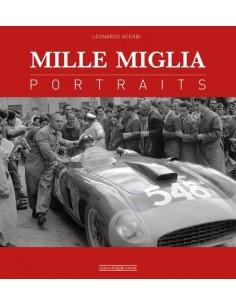 MILLE MIGLIA PORTRAITS - LEONARDO ACERBI BOOK
