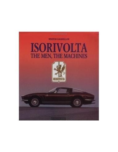 ISORIVOLTA. THE MEN, THE MACHINES - WINSTON GOODFELLOW BOOK