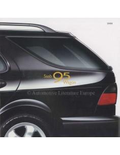 1999 SAAB 9-5 WAGON PROSPEKT ENGLISCH (USA)