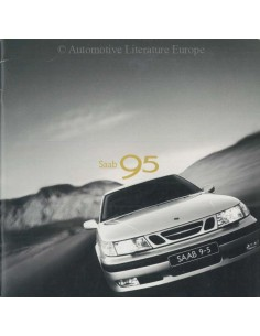 1999 SAAB 9-5 BROCHURE ENGLISH (USA)