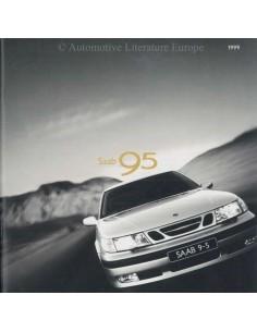 1999 SAAB 9-5 PROSPEKT NIEDERLÄNDISCH