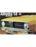 1975 ALFA ROMEO ALFETTA 1.6 BROCHURE NEDERLANDS