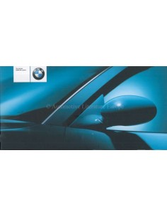 2001 BMW M3 SERIES CONVERTIBLE BROCHURE DUTCH