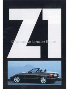 1989 BMW Z1 BROCHURE NEDERLANDS