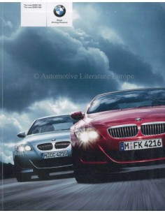 2005 BMW M5 - M6 BROCHURE ENGLISH