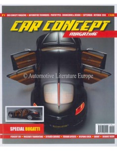 2010 CAR CONCEPT MAGAZINE 4 ENGLISH