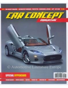 2009 CAR CONCEPT MAGAZIN 3 ENGLISCH