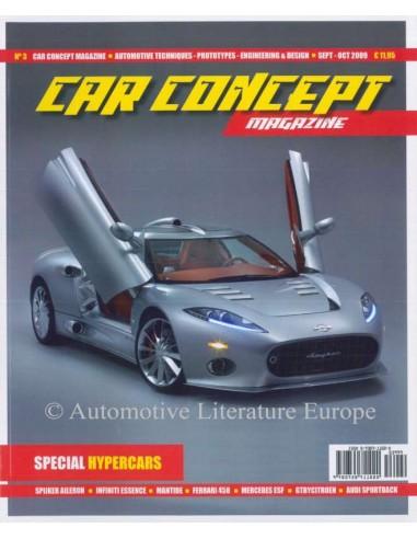 2009 CAR CONCEPT MAGAZINE 3 ENGLISH