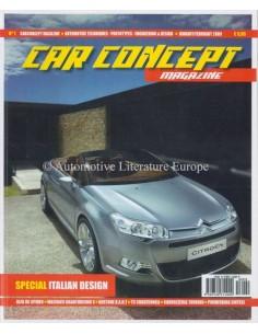 2009 CAR CONCEPT MAGAZIN 1 ENGLISCH