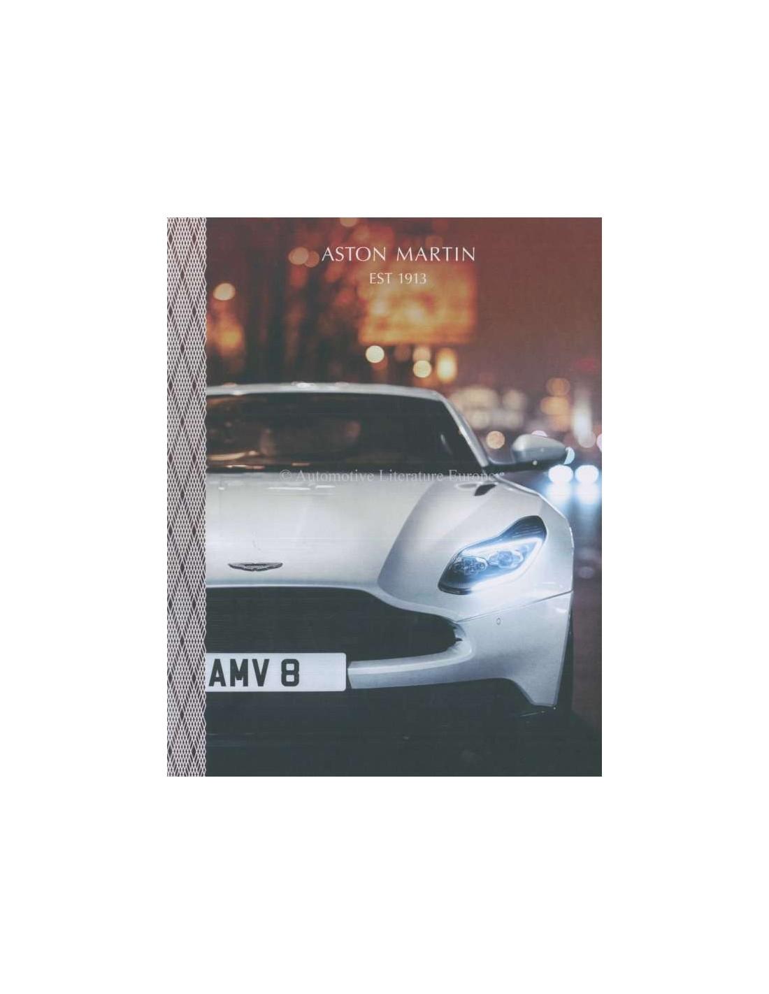 2017 Aston Martin Magazine 37