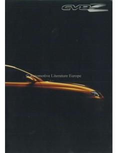2005 HOLDEN MONARO CV8Z PROSPEKT ENGLISCH
