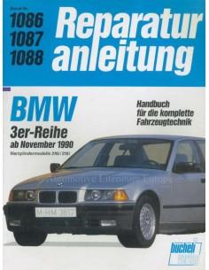 1990 BMW 3 SERIES REPAIR MANUAL GERMAN