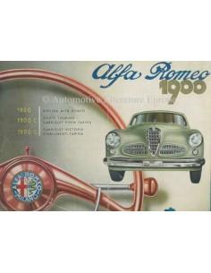 1953 ALFA ROMEO 1900 PROSPEKT