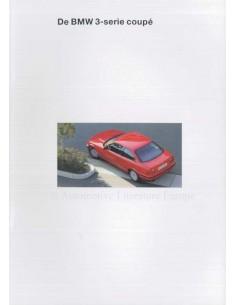 1994 BMW 3 SERIES COUPÉ BROCHURE DUTCH