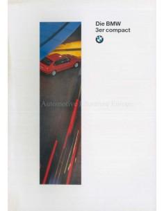 1995 BMW 3ER COMPACT PROSPEKT DEUTSCH