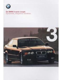 1998 BMW 3 SERIES COUPÉ BROCHURE DUTCH