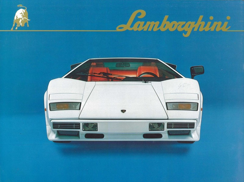 service manual pdf 1985 lamborghini countach electrical. Black Bedroom Furniture Sets. Home Design Ideas