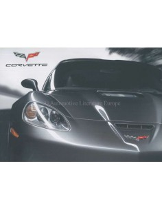 2009 CHEVROLET CORVETTE BROCHURE DUTCH